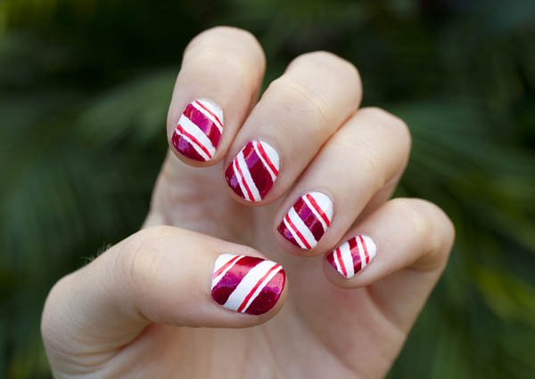 Holiday Nail Designs | Langley Nail & Cosmetic Tattoo Salon